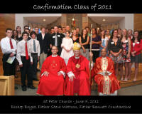 Confirmation Group 2011